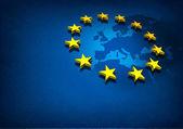 "Постер, картина, фотообои ""европейский союз"""