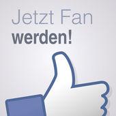 Face symbol hand i like fan fanpage social voting dislike network book Jetzt fan werden