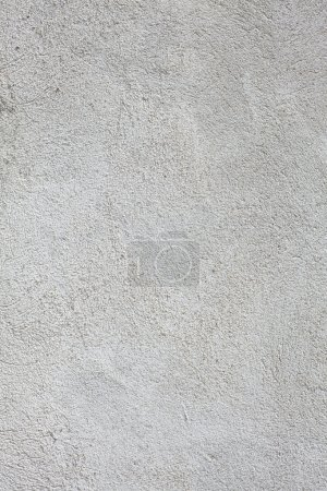 Photo for Grey old wall plaster background with rough texture - Royalty Free Image