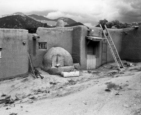 Indian Pueblo Homes