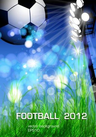 Football flyer design
