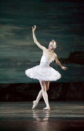 Лебединое озеро балерина