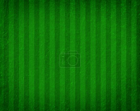 Green grass texture with stripes, striped background
