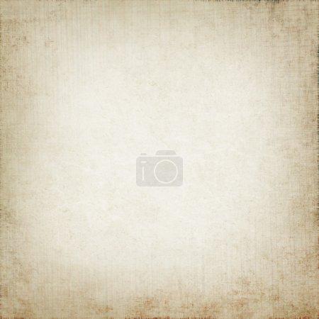 Photo pour Vieille texture de papier blanc comme fond grunge abstrait - image libre de droit