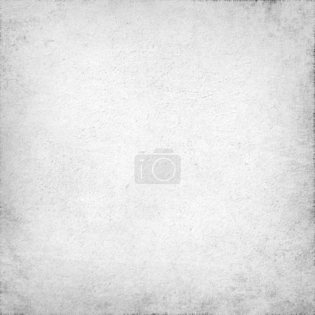 Old white paper texture as abstract grunge background