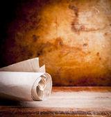 Staré svitku papíru