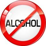 NO ALCOHOL...