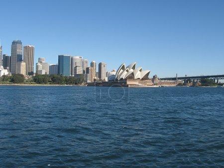 Sidney cityscape architecture view...