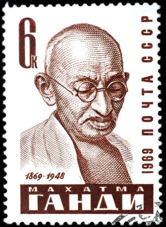 Махатма Ганди 18691948