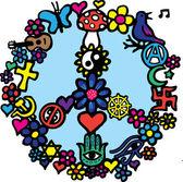 Peace Sign Doolde