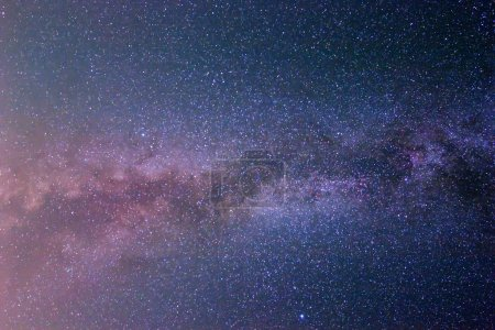 Milky way deep sky background