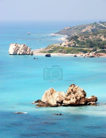 Rock of Aphrodite , Cyprus