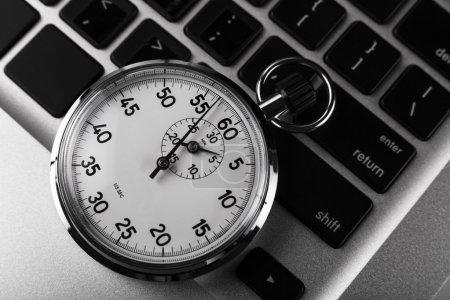 Stopwatch Keyboard