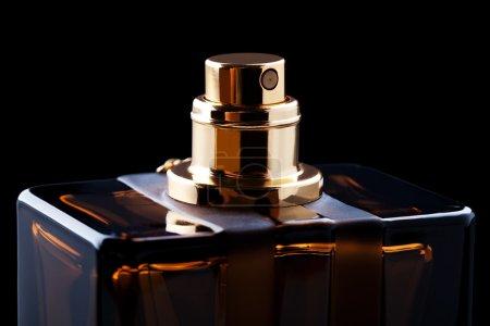 Photo pour Belle bouteille de parfum - image libre de droit