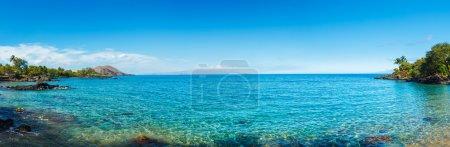 Tropical Ocean Panorama