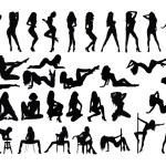Dancing woman...
