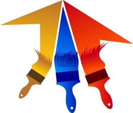 Paintbrush logo