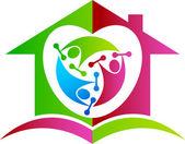 Home gym logo