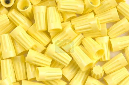 Yellow wirenuts