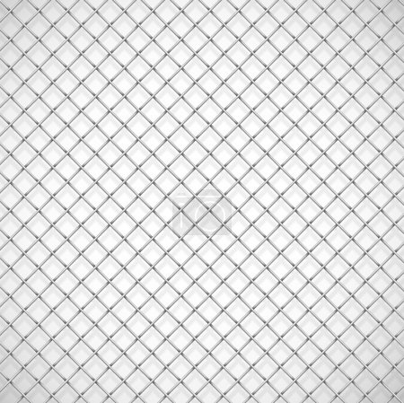 Illustration for Background texture the cage. Eps 10 - Royalty Free Image