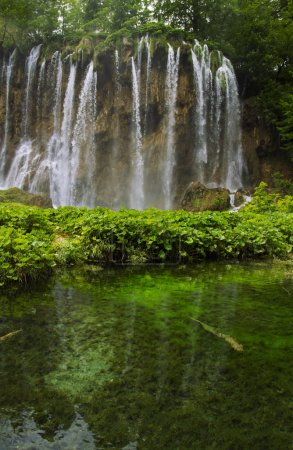 Waterfalls of Plitvice Lakes