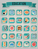 Set of education icons - part 2