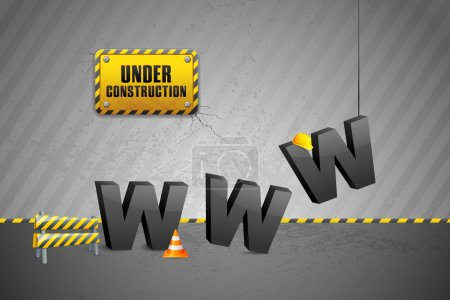 Construction of WWW