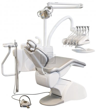 Dental Chair Cutout
