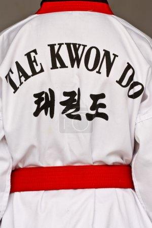 Taekwondo dress