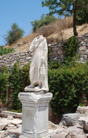 Ephesus, near Izmir, Turkey, Middle East