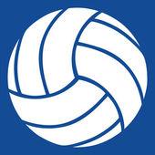 Volleyball-Vektor-Symbol