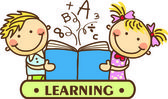 Boy & Girl learning together
