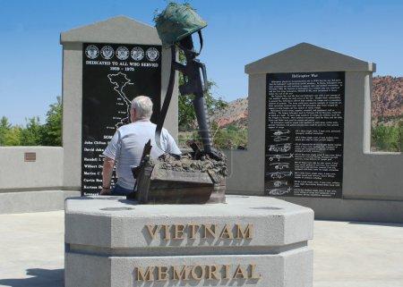 Vietnam War Memorial, Cedar City Utah