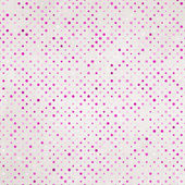 Polka dot grungy pattern And also includes EPS 8 vector