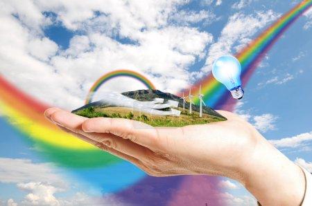 Концепции энергосбережения все изменить
