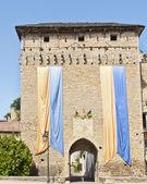 City Gate at Cremieu France