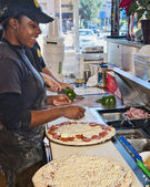 Adding Toppings to Pizza