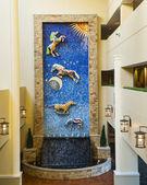 Mosaic of Horses in Lexington Kentucky