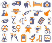 Icone Pharma e sanità