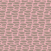 Seamless abstract hand drawn pattern vector background