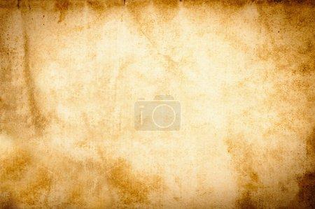 Foto de Viejo pergamino grunge vintage marrón - Imagen libre de derechos