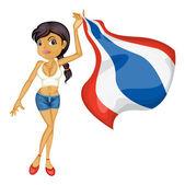 Thailand girl