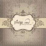 Luxury vintage frame template 03...