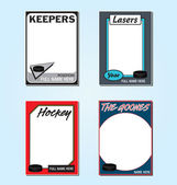 Hockey Trading Card Picture Frames