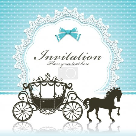 Vintage Luxury carriage