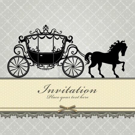 Vintage Luxury carriage design