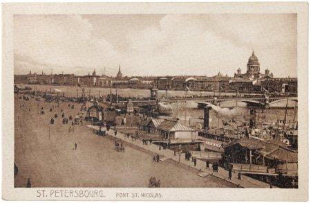 Petersburg Postcard