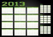 Nový kalendář 2013