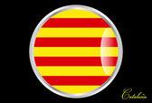 Catalonia Flag Pin