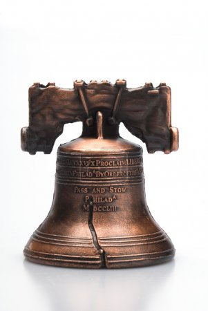 Liberty Bell Statue